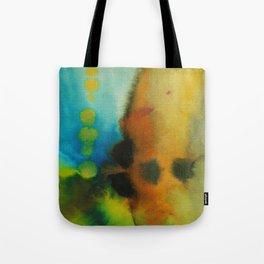 Intermingling of Color Tote Bag