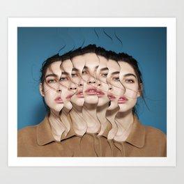 Changes, NUmer II (2015) Art Print