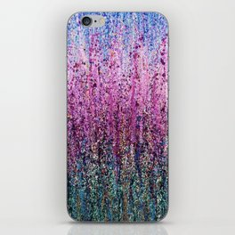 Don't think twice it's alright iPhone Skin