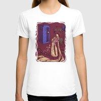hallion T-shirts featuring You Comin' Blondie?  by Karen Hallion Illustrations