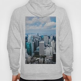 From New York to the Sky at the Manhattan Big Apple Dream Hoody