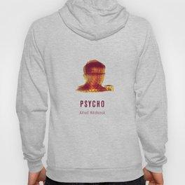 PSYCO - Hitchcok Poster Hoody