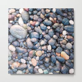 Stones With Style Metal Print