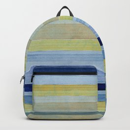 Colorbands Daylight Blue and Yellow Backpack