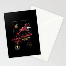 NES Cowboy Bebop Stationery Cards