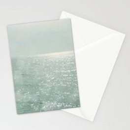 The Silver Sea Stationery Cards