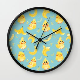 The Banan Bois Wall Clock