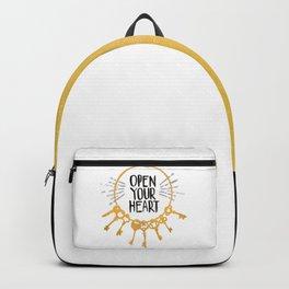 Open Heart Backpack