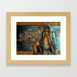 Priya  Framed Art Print