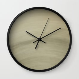 Abstract Blur Wall Clock