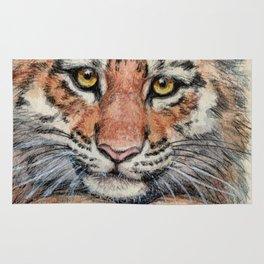 Cute Tiger Cub 903 Rug