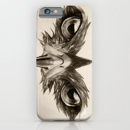 Hawk Eye Glare iPhone Case