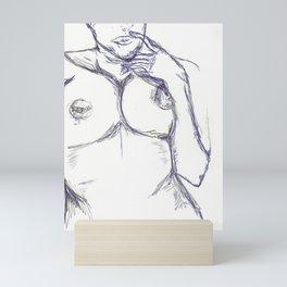 Below Mini Art Print