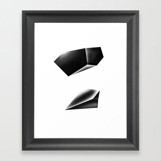 Apokolisis Framed Art Print