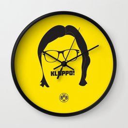 Kloppo Wall Clock