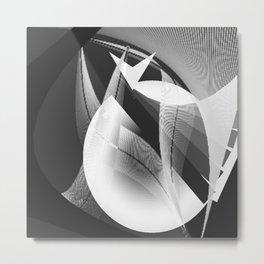 Around a moon Metal Print