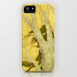 The nature of her soul iPhone Case
