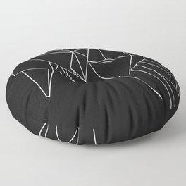 Origami Unicorn Floor Pillow