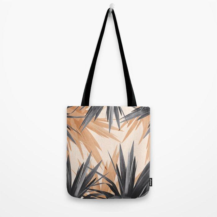 Orange Tropics Tote Bag