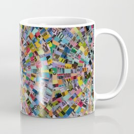 MUNI Mandala Coffee Mug