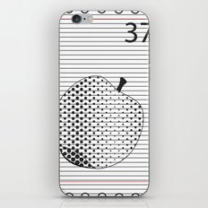 Apple to Paper iPhone & iPod Skin