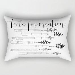 I Draw ! Rectangular Pillow