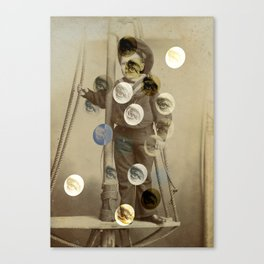 On the Watchtower Canvas Print