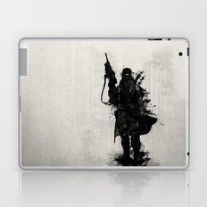 Post Apocalyptic Warrior Laptop & iPad Skin