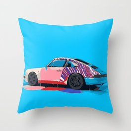 LET IT DRIP Throw Pillow