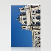 vienna Stationery Cards featuring Vienna  by Senorita