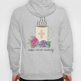 Coffee, Christ & Creativity Hoody
