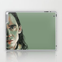 You will never see her again Laptop & iPad Skin