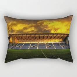 East Stand West Bromwich Albion Football Club Rectangular Pillow