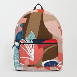 Very Much In Love Backpack