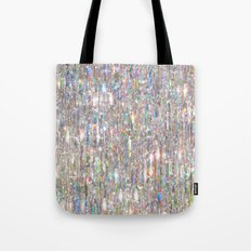 To Love Beauty Is To See Light (Crystal Prism Abstract) Tote Bag