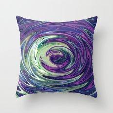 Perpetual Throw Pillow
