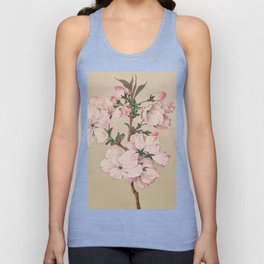 Ariaki - Daybreak Cherry Blossoms Unisex Tank Top