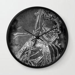 Ankou Wall Clock