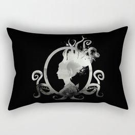 Lady Lovecraft Rectangular Pillow