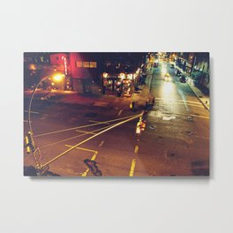 Midnight Marauder Metal Print