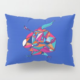 Patchwork Man Pillow Sham