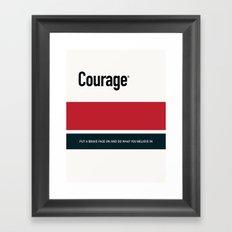 CO Framed Art Print
