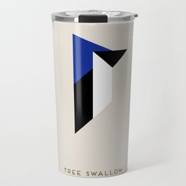 Tree Swallow Travel Mug