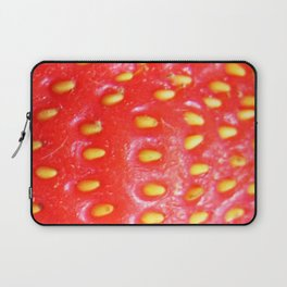 Strawberry Red Laptop Sleeve