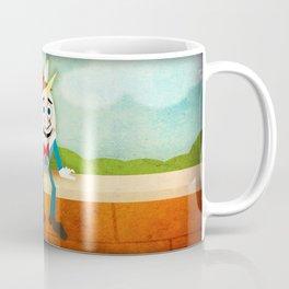 Humpty Dumpty Unicorn Coffee Mug