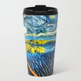 Edvard meets Vincent Travel Mug