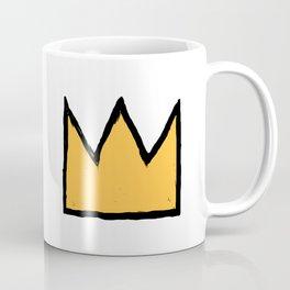 Crown of Basquiat Coffee Mug