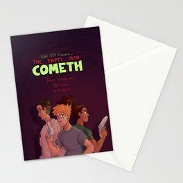Empty Man Cometh Stationery Cards