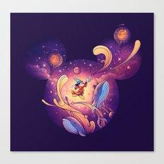 Beyond Your Imagination Canvas Print