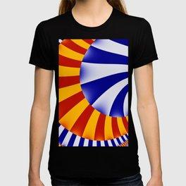 Fractal Circus Tent T-shirt